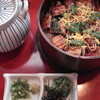 一龍 - 料理写真:鰻が1.5枚入った好評ひつまぶし、1~3名くらいでも召し上がれます。