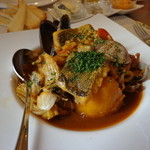 ビストロ ダイア - 特製ブイヤベース。フランスのレストランも含め、過去最高の味でした。