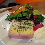ビストロ ダイア - 鯖とジャガイモのテリーヌ