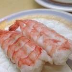 天下寿司 - えび120円