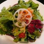17171822 - 鎌倉野菜が沢山のサラダ
