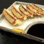 麻布十番 - 焼き餃子