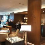 セリーズ by ゴードン・ラムゼイ - コンラッド東京の28階にあります。