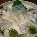 17173566 - (2013/1月)「青森県産天然平目刺身」
