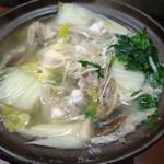17173571 - (2013/1月)くえ鍋