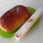 17173981 - ぱんおさつとチーズケーキ