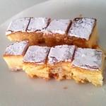 17173985 - チーズケーキ@150円(酸味のやや硬めな食感)