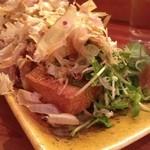 兎馬 - 揚げ豆腐