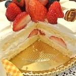 17178786 - 生デコケーキの断面