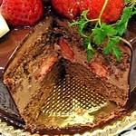 17178789 - チョコケーキの断面