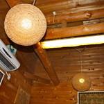 ガリバーハウス - 店内の天井