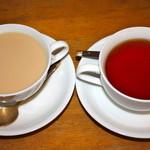 ガリバーハウス - セットのケニア紅茶
