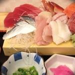 17179895 - 海幸定食(かいこうていしょく) 1600円
