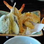 平野鮮魚 - 天ぷら