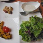 Vario - パスタセットのサラダ♪