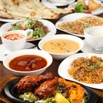 インド料理 ムンバイ - 料理写真:ムンバイおすすめ料理が揃ったディナーコースは2名様から