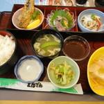 17180178 - いわし巴定食