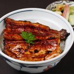 東京遊膳 ひのき亭 - うな丼3780円