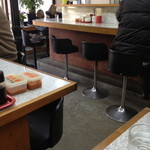 17186548 - テーブルとカウンター
