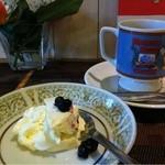 コスタ デル ソル - とろけるレアチーズ ホットコーヒー
