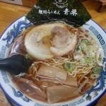 旭川らぅめん青葉 - 料理写真:正油らぅめん @¥750-