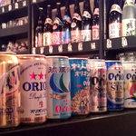みやらび - オリオンビール缶コレクションしてます♪