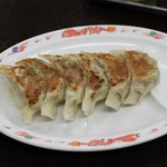 中華料理一番 - 焼ギョーザ