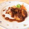 和洋ダイニング 風車 - 料理写真:肉のランチ、タンドリーチキン