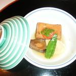 京懐石柿傳 - 炊き合わせ
