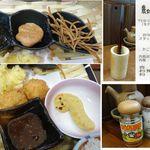 17194924 - 農家のかご盛り農膳1575円 農村料理の店もくもく(食彩賓館撮影)