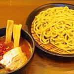 つけ麺 是・空 - 辛つけ麺(並盛) 330g