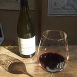 ボータン - 3杯目の赤ワイン