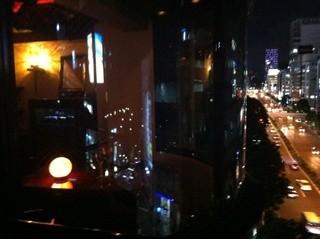エーフラット - お店から見える素敵な夜景です★