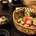 庵 山頭火 - 庵 山頭火の5000円おまかせコース(12.12)