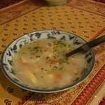 RAJU - 2013/02 野菜スープ(サービス)