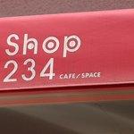Shop234 - Shop234 目印の赤いテント