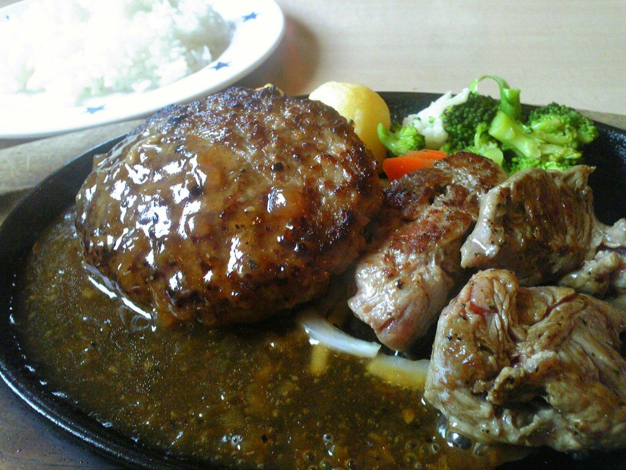 ステーキのどん  大和店