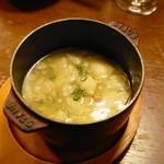 びすとろ UOKIN - 2013.2 牛もつの白ワイン煮込み(580円)