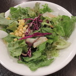 Wainya - セットのサラダ