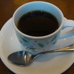 デニーズ - コーヒー:180円 (2013/2)