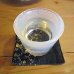 一東菴 - 「冷酒」5勺