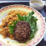 モンブラン - 料理写真:ジャンバラヤ