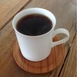 ハーグカフェ - ドリップコーヒー  400円