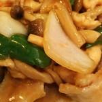 Manshinsaikan - 地味っぽいが美味かった