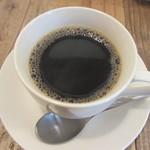 イタリアンカジュアルダイニング プランポーネ - +150円のコーヒー