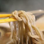 沖縄そば てぃあんだー - 沖縄そば麺アップ