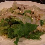 1721179 - お野菜の上にはマリネされたお魚☆