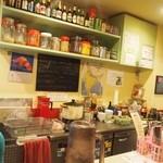 亜州食堂 チョウク - 厨房
