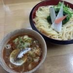 のりちゃん - ちぢれ麺・ちょい辛つけ汁