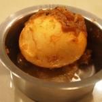 亜州食堂 チョウク - オプションのチリエッグ